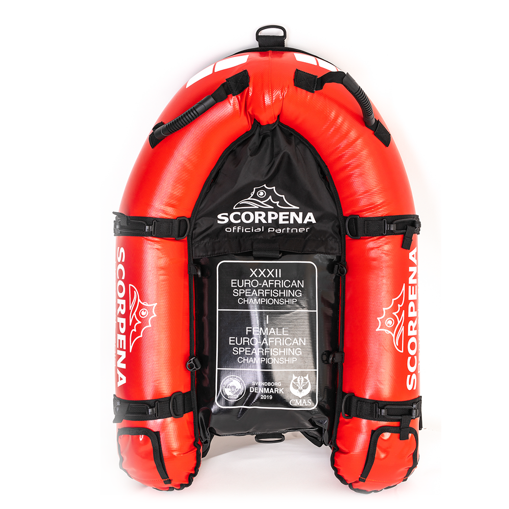 Buoy Scorpena D2 (red)