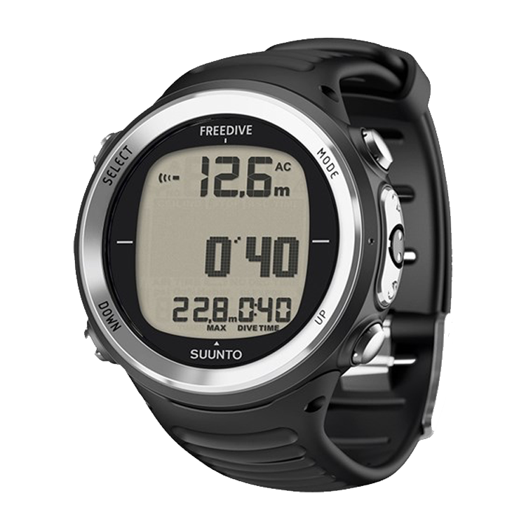 Suunto D4F for freediving and spearfishing