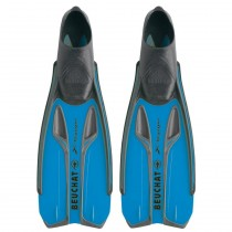Fins Beuchat X - Voyager, turquoise