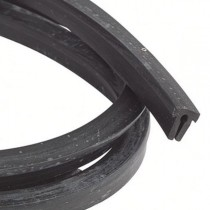 T shape rubber protection for fiber blade 1 MT