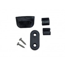 Fins assembling set for fins Scorpena X (screws, mount for pockets and for ribs), pair