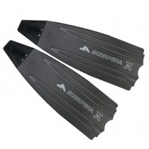 Plastic blades for fins Scorpena X short, single