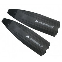 Plastic blades for fins Scorpena X soft, single
