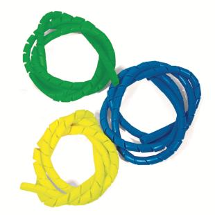 Spiral hose protector