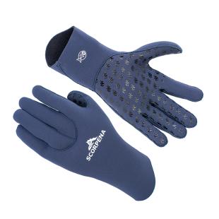 Gloves Scorpena B, 3mm, blue
