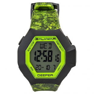 Salvimar Deeper Green for freediving and spearfishing