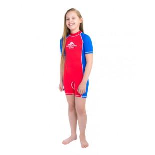 Lycra suit Scorpena Swim kids, pink