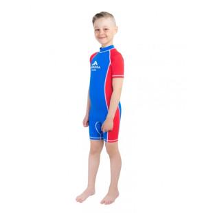 Lycra suit Scorpena Swim kids, blue