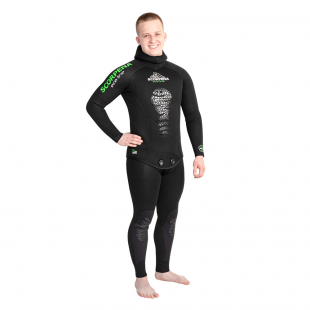Wetsuit Scorpena EcoLine, 7мм (open cell)