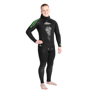 Wetsuit Scorpena EcoLine, 7мм (nylon inside)