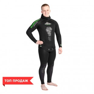 Wetsuit Scorpena EcoLine, 5мм (open cell)