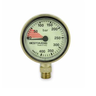 Pressure gauge Best Divers 45×20 mm