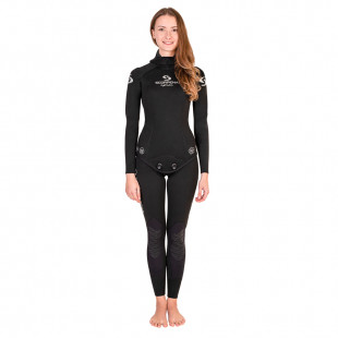 Wetsuit for freediving Scorpena Apnea F2, Lady, 5 mm