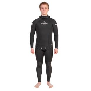 Wetsuit for freediving Scorpena Apnea F1, 5 mm
