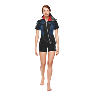 Wetsuit Seac Sub Flex 5mm, woman